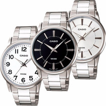 Reloj Casio Mtp1303 - Cristal Mineral - Cfmx