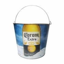 Cubeta Corona Metalica 6 Botellas