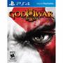 God Of War 3 Remasterizado 4 Para Ps4 Nuevo Sellado Oferta !