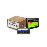 Computadora Pc Mini Intel Dual Core Ssd 240gb 4gb Hdmi W10