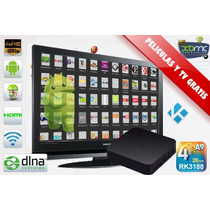 Android Tv Wifi Reproductor Multimedia Mejor K Netflix Blim