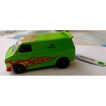 Heineken.ertl.1.64. Chevy Van.nueva .unica .rara.