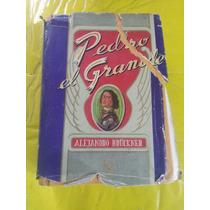 Libro Pedro El Grande