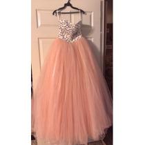 Busca Vestidos De 15 Color Coral Con Los Mejores Precios Del