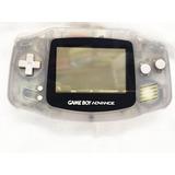 Consola Gameboy Advance Transparente