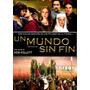 Un Mundo Sin Fin, World Without End, Miniserie Tv, Dvd