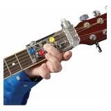 Equipo Del Sistema De Aprendizaje De Guitarra De Chordbuddy