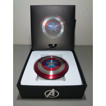 Cargador Original Power Bank Del Capitán América De 6800mah