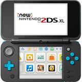 Consola Portatil Nintendo 2ds Xl Palanca Compatible Amiibo
