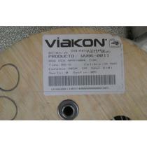 Bobina De 305 Metros Cable Coaxial Rg6 Viakon