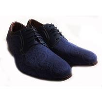 Zapato Mocasin Boston Oxford Wingtip Elegante ¡envio Gratis!