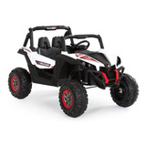 Montable Buggy Rzr Ironmax Aux Bluetooth Puertas Bateria