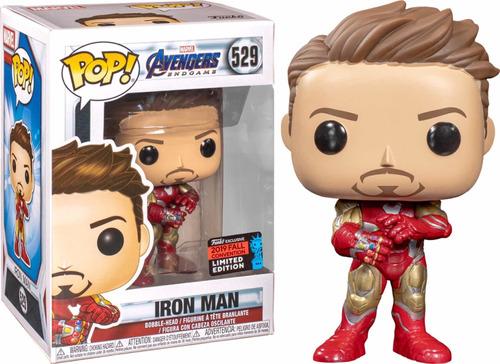 Funko Pop! Iron Man Endgame Nycc 2019