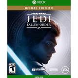 Juego + Star Wars Jedi Deluxe Xbox One Online/offline Oferta