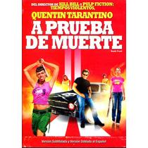 Dvd A Prueba De Muerte ( Death Proof ) 2007 - Quentin Tarant