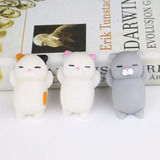 Lote 5 Animalitos Apachurrables Squishy Kawaii Antiestres