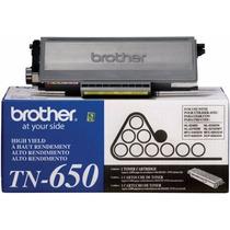 Cartucho Brother Tn580/650/620/550 Alto Rendimiento Remanufa