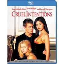 Blu Ray Cruel Intentions Juegos Sexuales 1 Gellar Tampico
