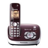Teléfono Inalámbrico Panasonic Kx-tg6572 Vino