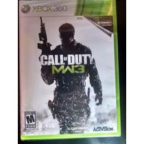 Call Of Duty Modern Warfare 3 Mw3 + Dlc Xbox 360 Nuevo Msi