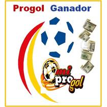 Progol Ganadador