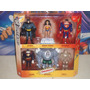 Dc Super Heroes Justice League Unlimited Superman - Batman