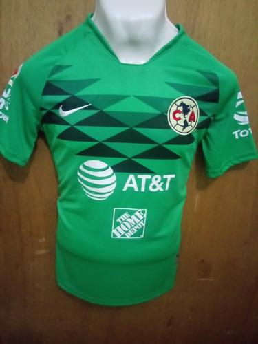 pretty nice 333cd 83658 Jersey Nike Portero Club América en venta en Juan Morales ...