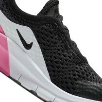 Tenis Nike Air Max Motion 2 Black Infantil Niño niña 11 16