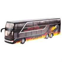 Autobus Doble Piso Marca Siku Escala 1:55