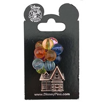 Disney Pin - Up - Carl Y Ellie Casa - Bead Globos