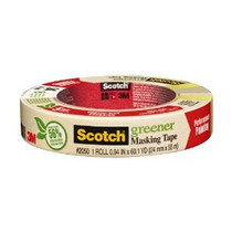 3m Scotch Greener Cinta Adhesiva De Pintura Performance 0.94