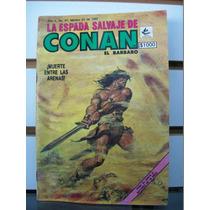 La Espada Salvaje De Conan El Barbaro 97 Novedades