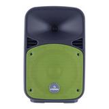 Bafle Bluetooth De 8 Con Micrófono Y Batería Recargable