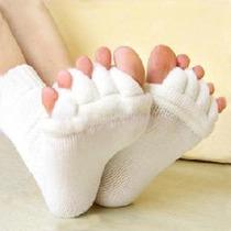 Calcetines Ortopedicos Descanso Para Tus Pies Alinea Dedos
