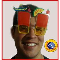 Lentes Coctail,fiesta Mexicana,antro,anteojos.