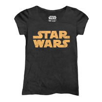 Playera Star Wars Mascara De Latex - Dama