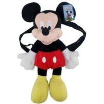Mochila Disney Mickey Mouse Mochila De Felpa