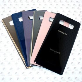 61928e374e9 Tapa Trasera Cristal Samsung Galaxy Note 8 N950 Colores Orig
