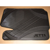 Set 4 Tapetes Originales Vw Jetta A4 Clasico Vinil Negro Mk4