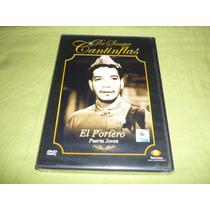 Por Siempre Cantinflas El Portero Puerta Joven Dvd Nuevo!