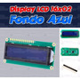 Display Lcd 16x02 - 1602a Arduino, Pic