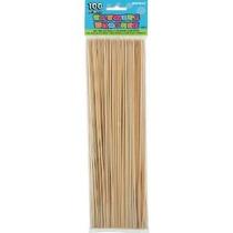 Bambú Pinchos 100ct