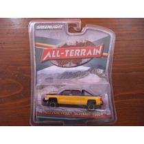 Greenlight All-terrain 2015 Chevrolet Silverado 1500