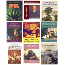 Gran Coleccion De Arthur Conan Doyle. Libros Digitales Pdf