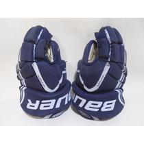 Guantes Hockey Bauer Niño 23cm 9¨ Vapor F183