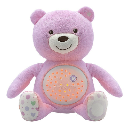 Proyector Chicco Oso Peluche Baby Bear First Dreams