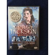 Dvd La Hstoria Del Rey Del Pop - Michael Jackson