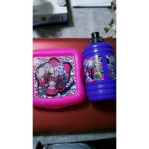 Monster High, Cilindro Sandwichera, Nuevo Vbf