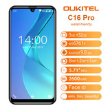 Oukitel C16 Pro Smartphone 3 Gb 32 5.71 Pulgadas 19:9 Androi