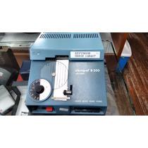 Atención Relojeros!! Graficadora B200 Fabricación Suiza